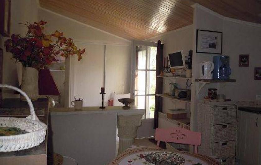 Location de vacances - Studio à Saint-Vincent-sur-Graon