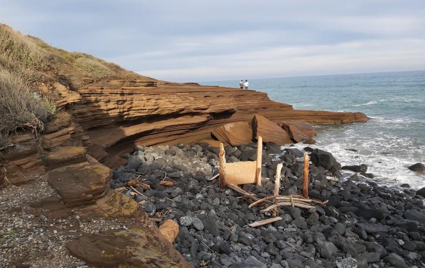 Location de vacances - Chalet à Agde - plage a proximité  la roquille