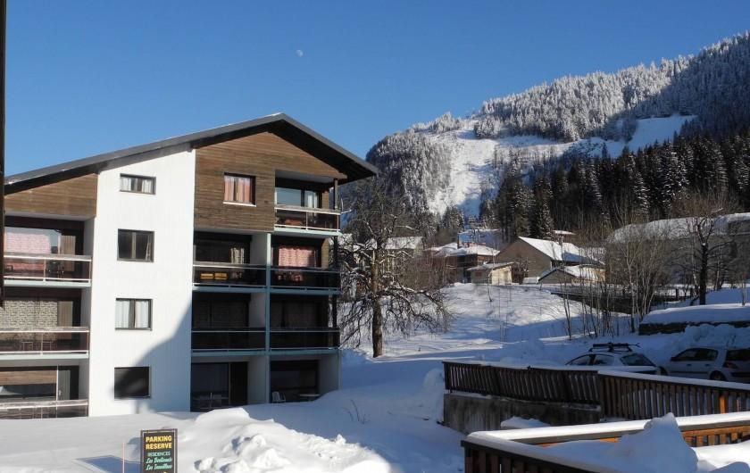 Location de vacances - Appartement à Mijoux - le chalet
