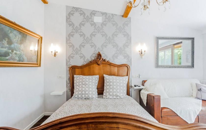 Location de vacances - Chambre d'hôtes à Flocourt