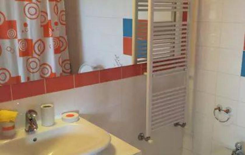 Location de vacances - Villa à Santo André - Salle de bain