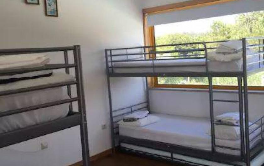 Location de vacances - Villa à Santo André - 3 lits doubles