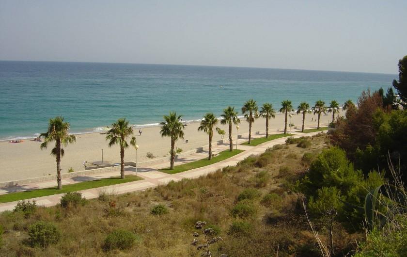 Location de vacances - Chalet à Miami Platja