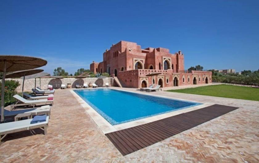 Location de vacances - Villa à Essaouira - Vue d'ensemble