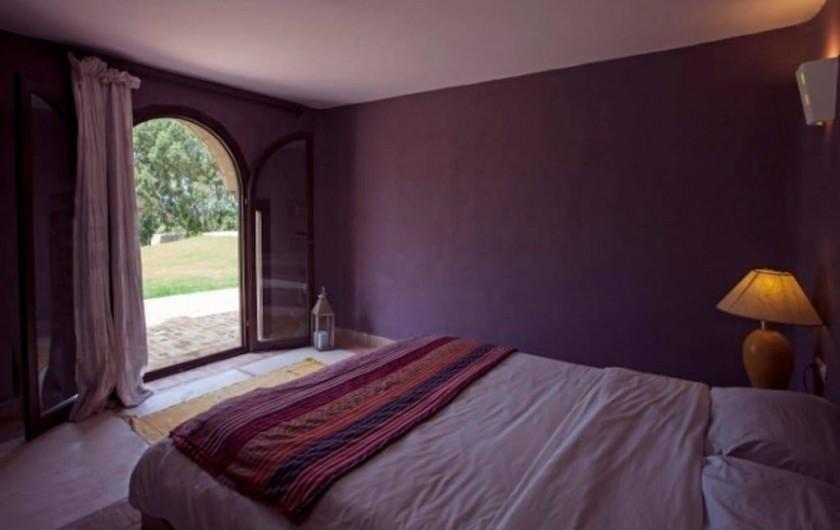 Location de vacances - Villa à Essaouira - Chambre confort 1