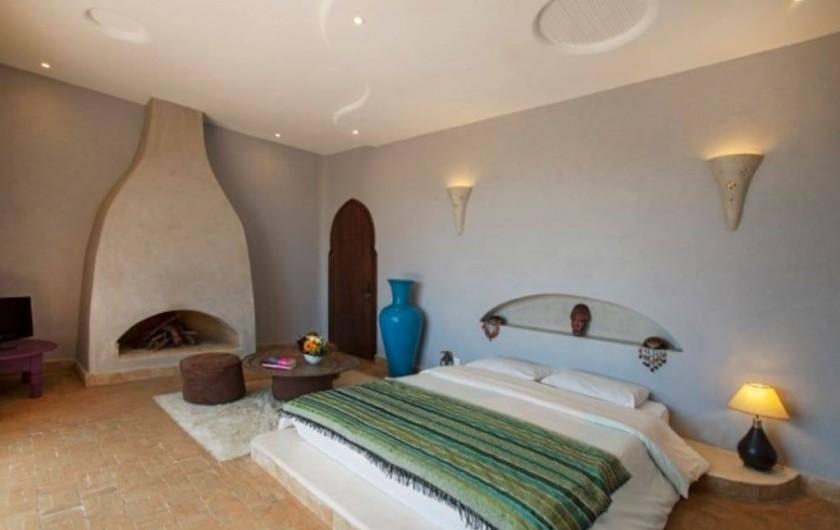 Location de vacances - Villa à Essaouira - Chambre supérieure 2
