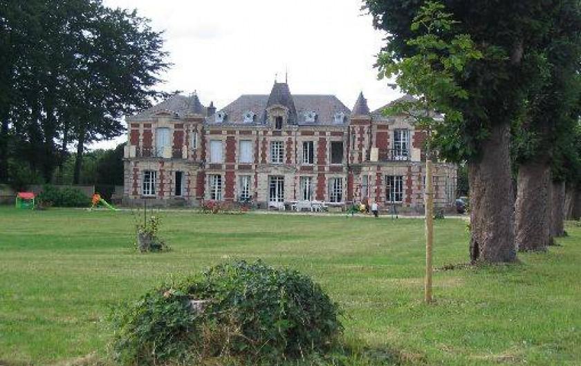 Location de vacances - Maison - Villa à Valliquerville