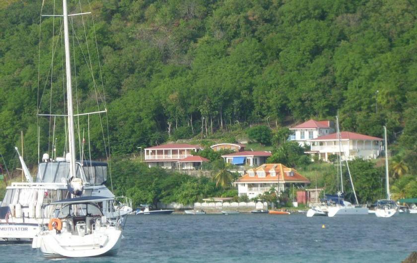 Location de vacances - Maison - Villa à Terre-de-Haut