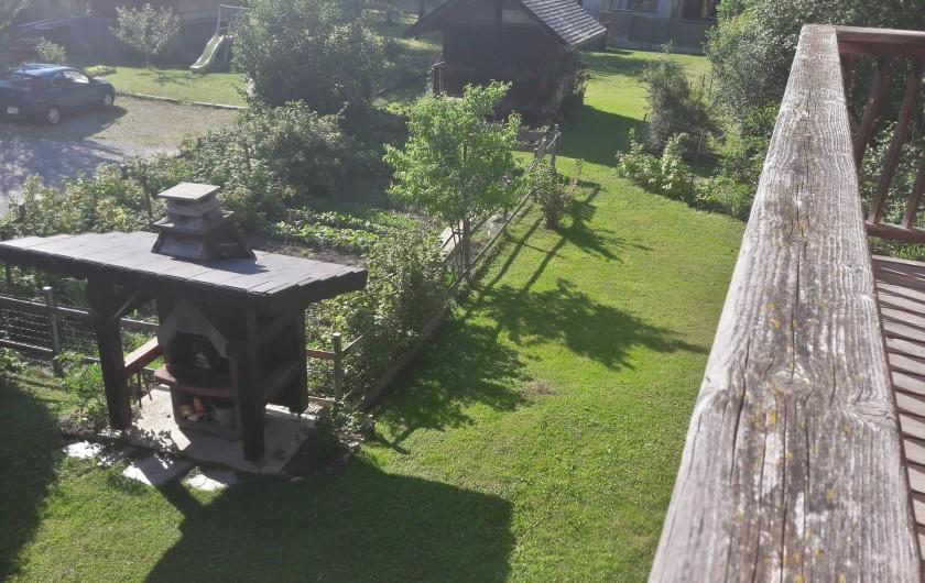 Location de vacances - Chalet à Samoëns