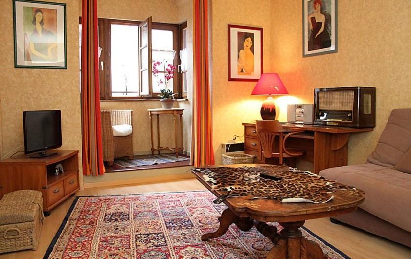 Location de vacances - Chambre d'hôtes à Riquewihr