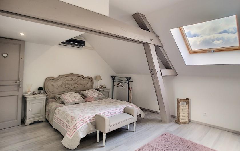 Location de vacances - Chambre d'hôtes à Villechétif - SALLE DE BAIN BAROQUE