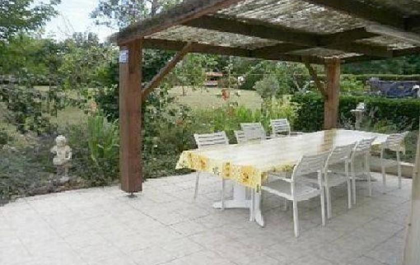 Location de vacances - Maison - Villa à Braud-et-Saint-Louis