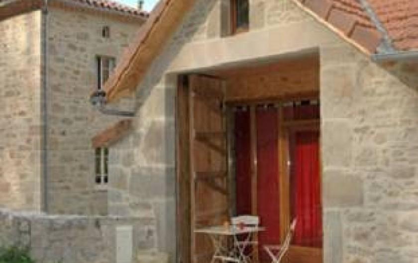 Location de vacances - Gîte à Saint-Perdoux - Petit Gite
