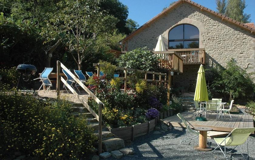 Location de vacances - Gîte à Saint-Perdoux - vue générale