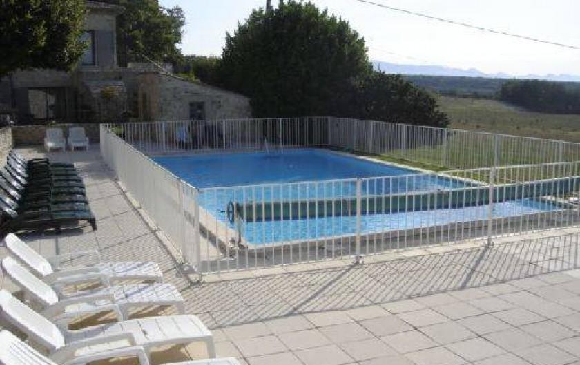 Location de vacances - Gîte à Grignan