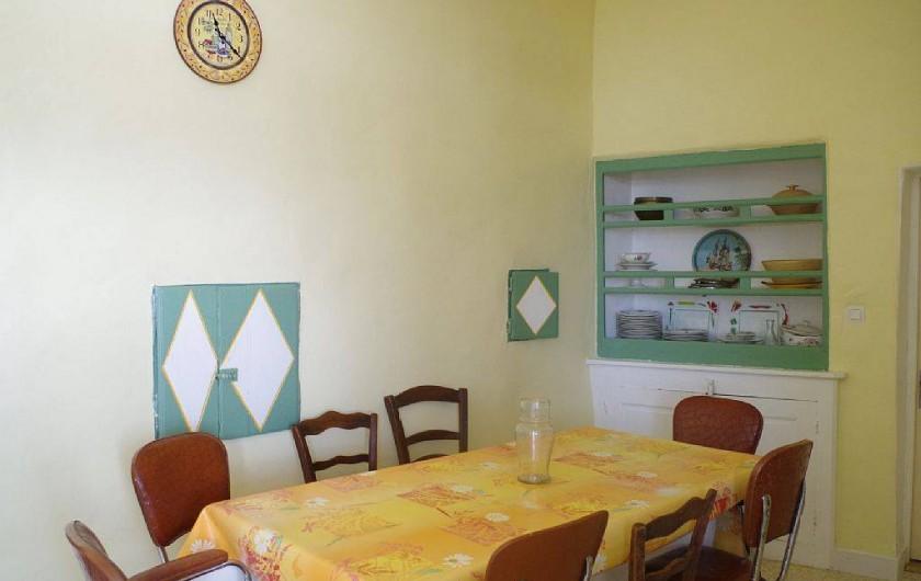 Location de vacances - Mas à Mialet