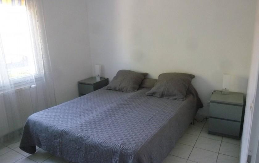 Location de vacances - Villa à Arès - chambre 2