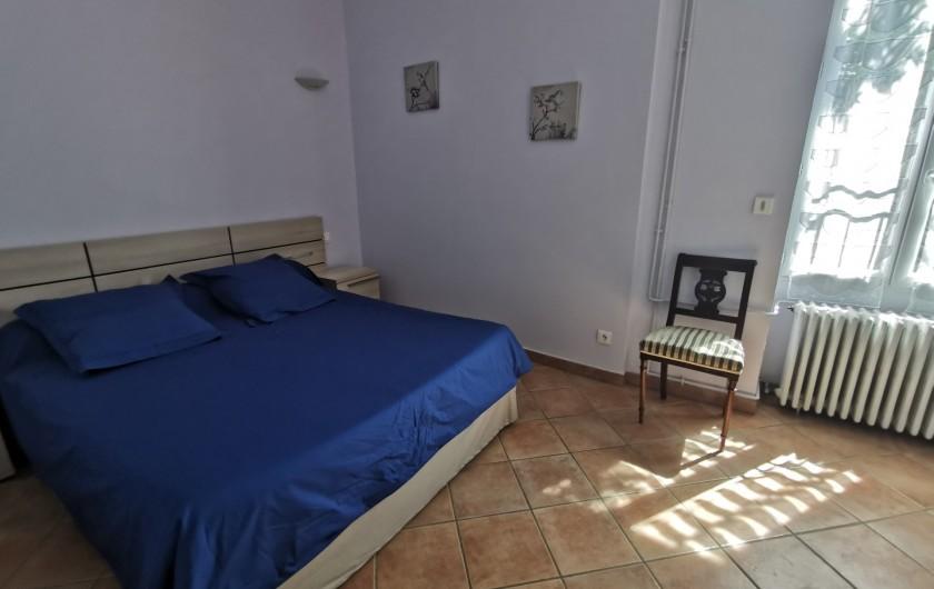 Location de vacances - Chambre d'hôtes à Jonquières - Chambre Lavande
