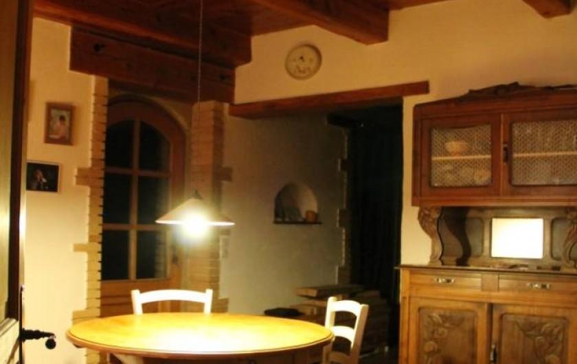 Location de vacances - Maison - Villa à Saint-André-d'Olérargues - Cuisine