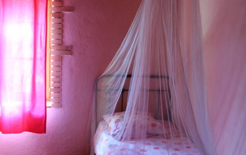 Location de vacances - Maison - Villa à Saint-André-d'Olérargues - Chambre 2