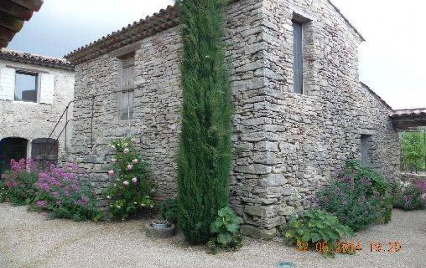 Location de vacances - Mas à Saint-Martin-de-Castillon