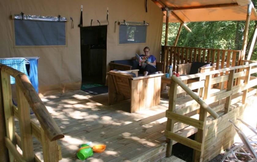 Location de vacances - Bungalow - Mobilhome à Andryes