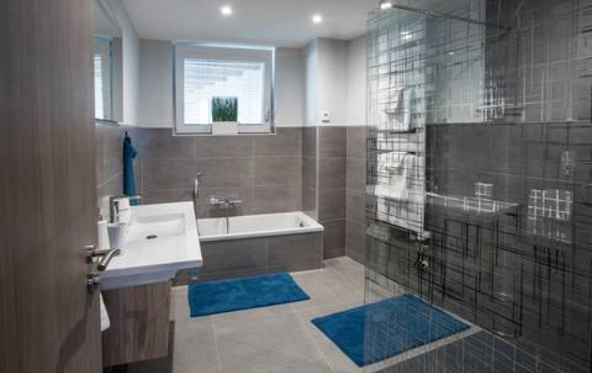 Location de vacances - Appartement à Katzenthal - SALLE DE BAIN