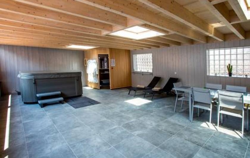 Location de vacances - Appartement à Katzenthal - TERRASSE