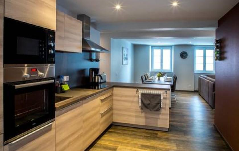 Location de vacances - Appartement à Katzenthal - CUISINE