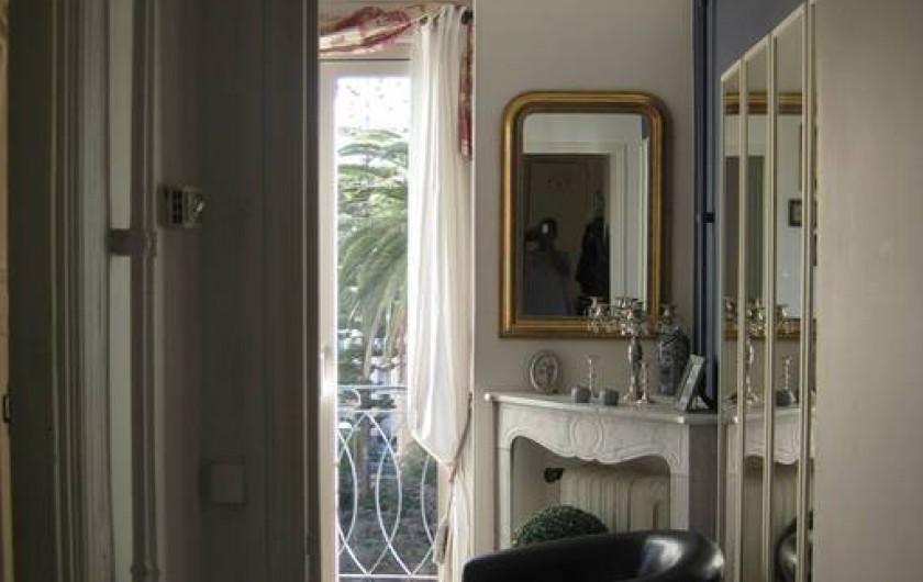 Location de vacances - Appartement à Nice - Living