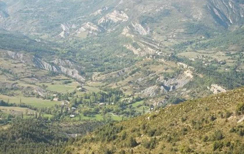 Location de vacances - Bungalow - Mobilhome à Blieux - notre vallée