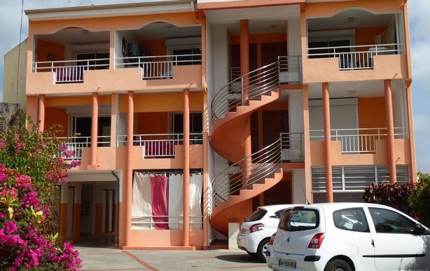 Location de vacances - Appartement à Pointe du Bout - La résidence La Pointe