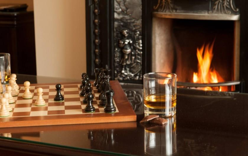 Location de vacances - Mas à Killarney - Qui est pour une partie d'échecs?