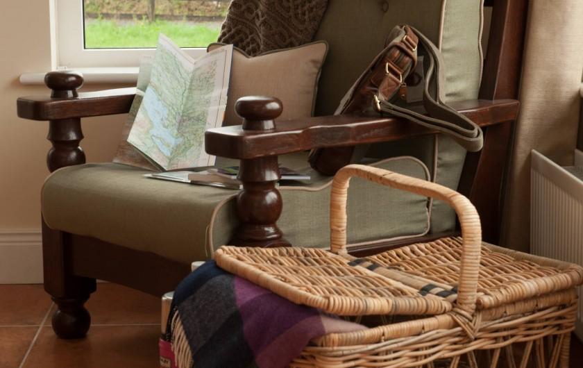 Location de vacances - Mas à Killarney - Le pique-nique parfait