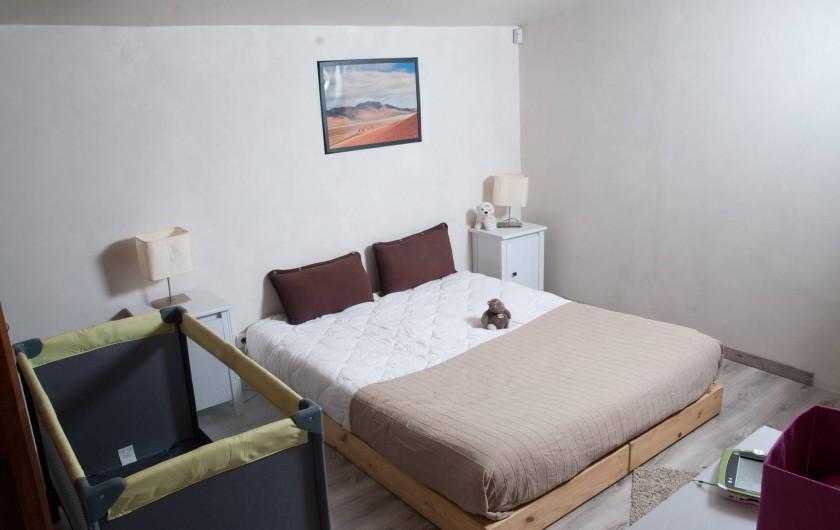 Location de vacances - Chalet à Bédoin