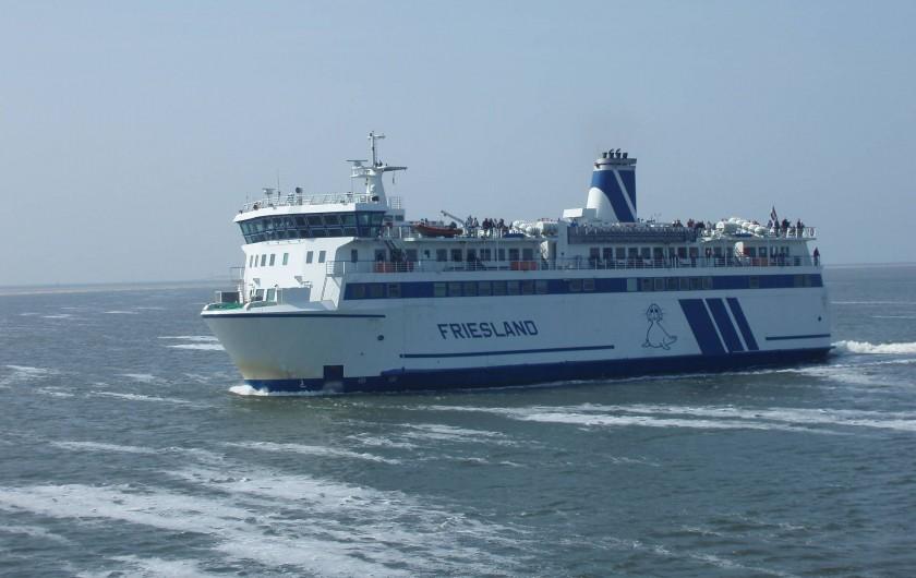Location de vacances - Villa à Formerum - ferry