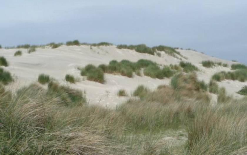 Location de vacances - Villa à Formerum - Les dunes