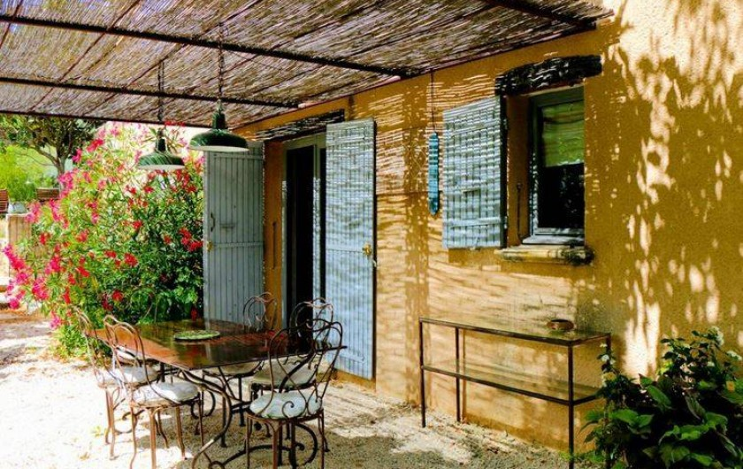 Location de vacances - Gîte à Vercoiran