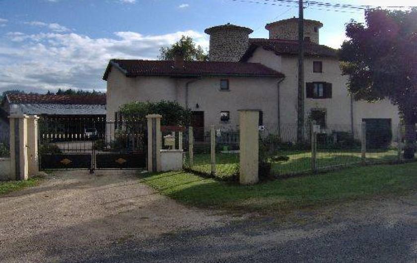 Location de vacances - Gîte à Aubusson-d'Auvergne