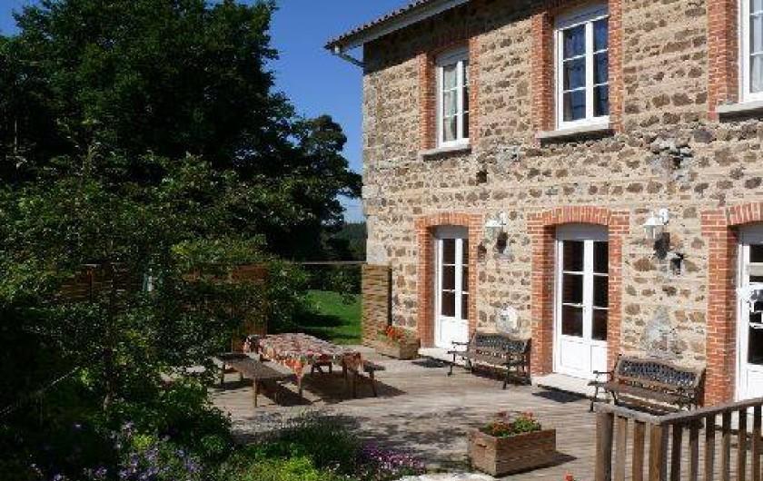 Location de vacances - Gîte à Saint-Romain-Lachalm