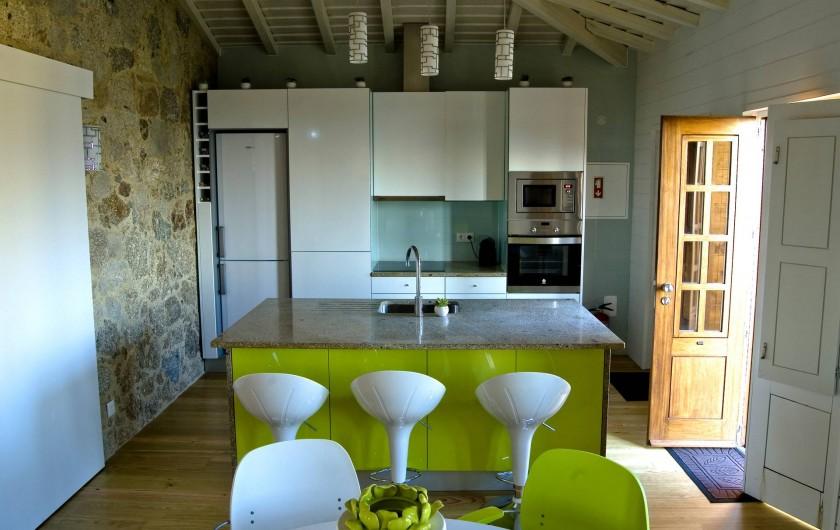 Location de vacances - Maison - Villa à Anais - Cuisine