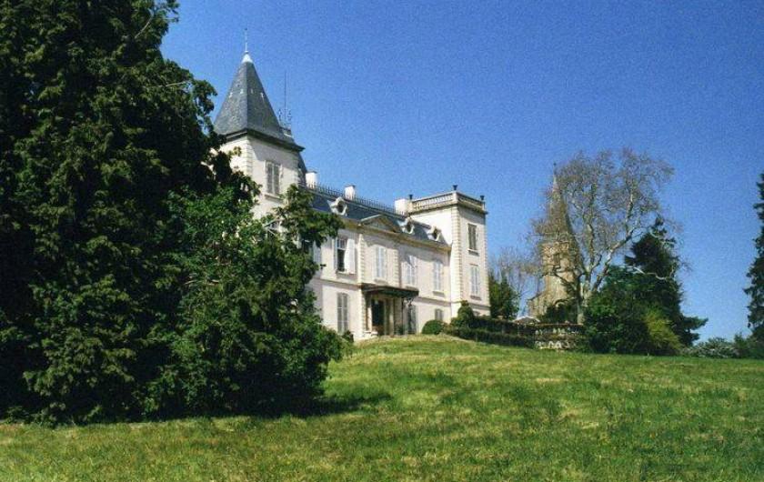 Location de vacances - Château - Manoir à Émeringes