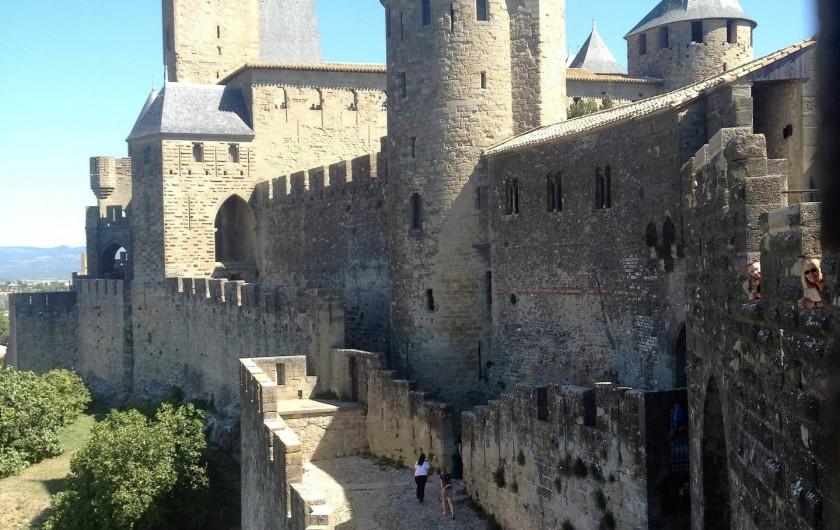 Location de vacances - Bungalow - Mobilhome à Sigean - carcassonne