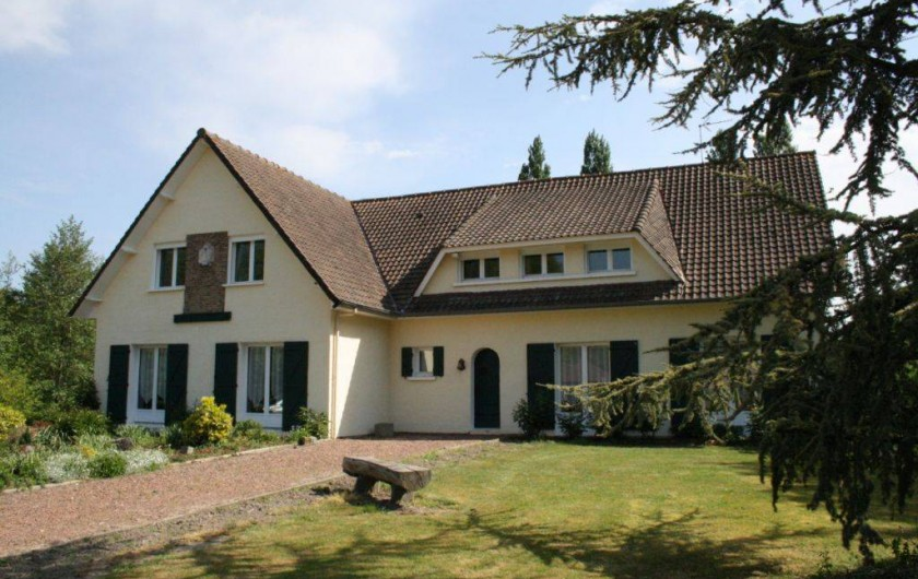 Location de vacances - Chambre d'hôtes à Estrébœuf
