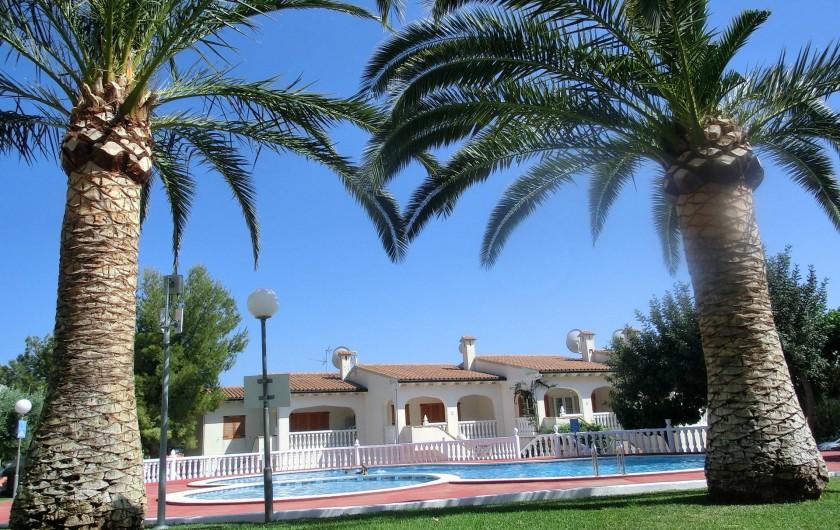 Location de vacances - Appartement à Alcossebre