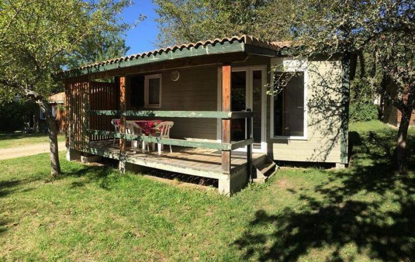 Location de vacances - Camping à Grandrieu