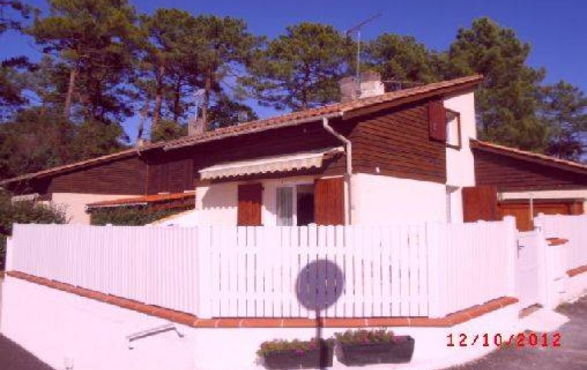 Location de vacances - Villa à Seignosse