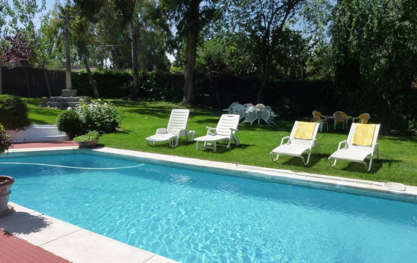 Location de vacances - Villa à Madrid