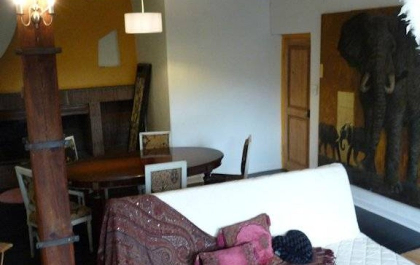 Location de vacances - Appartement à Munster