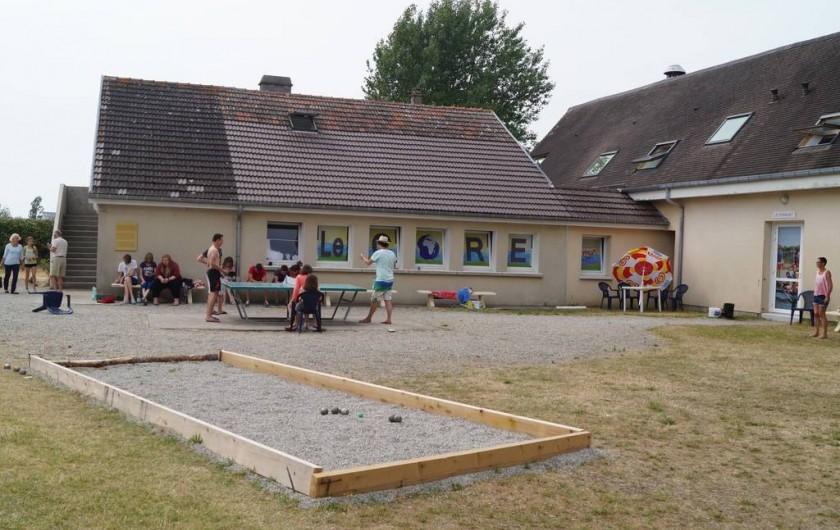 Location de vacances - Centre de vacances à Agon-Coutainville - Vue d'ensemble.